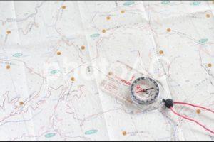 狩猟の地図