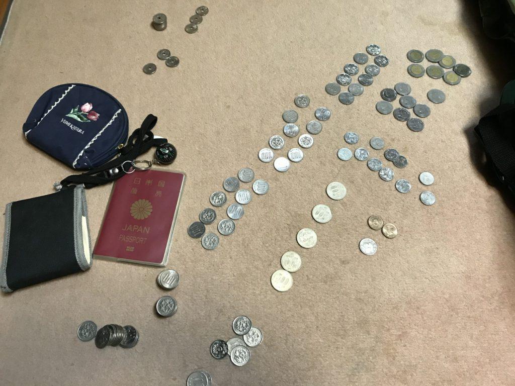 海外旅行はバリバリのマジックテープ財布が一番おすすめです。