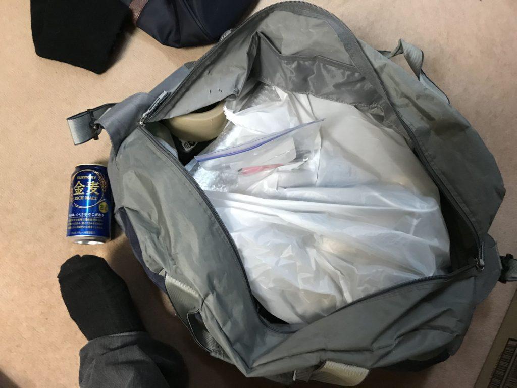 バンコク旅行のバッグはショルダーバッグで余裕